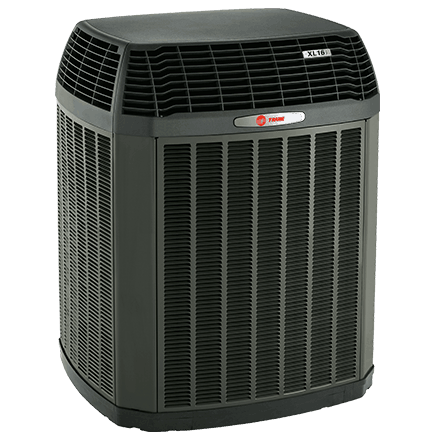 Trane XL16i air conditioner.