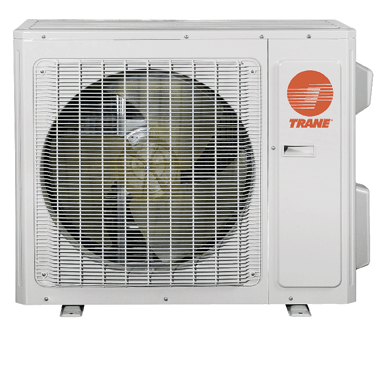 Trane 4TXK8 single-zone ductless.