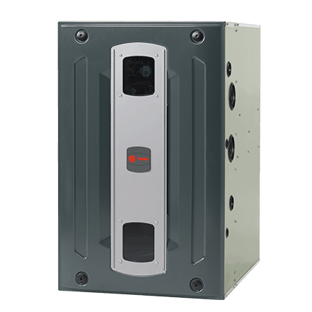 Trane S9V2-VS gas furnace.