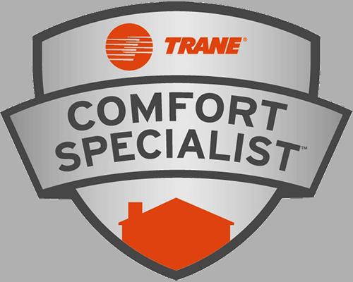 Trane Comfort Specialist.