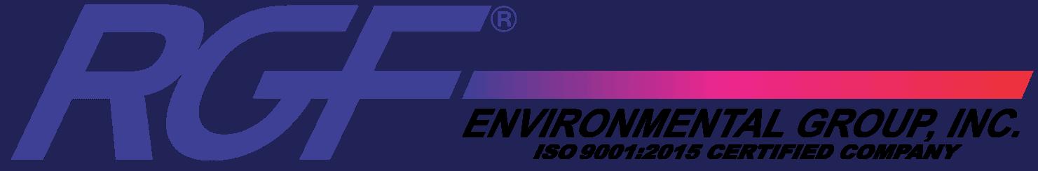 RGF logo.